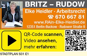 Anwaltskanzlei Eichenauer In Berlin Groß Ziethener Chaussee 8