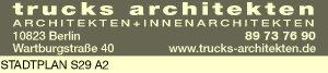 Logo von trucks architekten