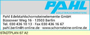 Logo von Pahl Edelstahlschornsteinelemente GmbH