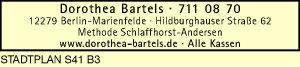 Logo von Bartels Dorothea