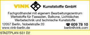Logo von Vink Kunststoffe GmbH