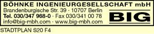 Logo von Böhnke Ingenieurgesellschaft mbH