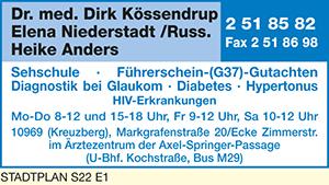 Kössendrup, Dirk, Dr. med., Elena Niederstadt und Heike Anders