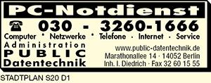 Administration Public Datentechnik, Inh. I. Diedrich