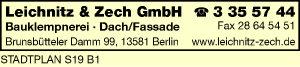 Logo von Leichnitz & Zech GmbH
