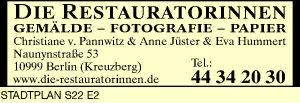 Logo von Jüster, Anne, Pannwitz, Christiane von, und Eva Hummert