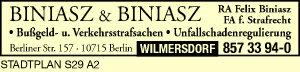 Logo von Biniasz & Biniasz