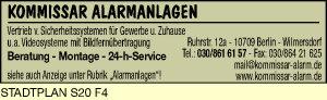 Logo von Kommissar Alarmanlagen GmbH