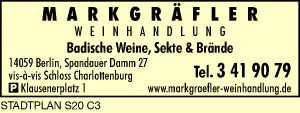 Logo von Markgräfler Weinhandlung